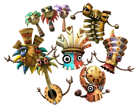 Donkey Kong Country Returns Enemies Google Search