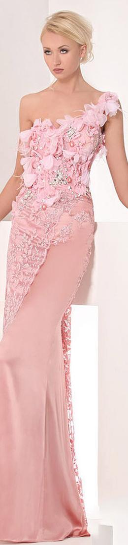 Tony Chaaya Spring Summer 2013 Couture