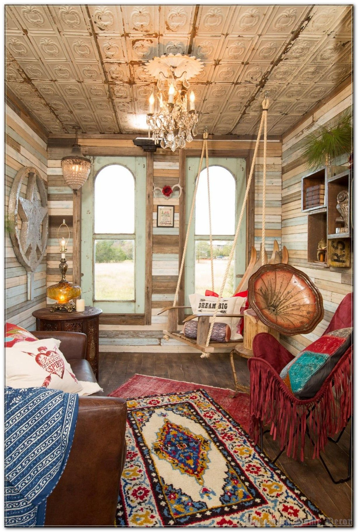 10 Trendy Ways To Improve On Bohemian Home Decor