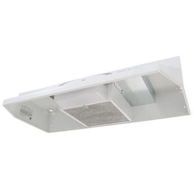Broan Nutone Qt20000 Quiet Hood 36 In Convertible Under Cabinet Range Hood With Light In White Qt236ww The Home Depot Broan Under Cabinet Range Hoods Range Hood