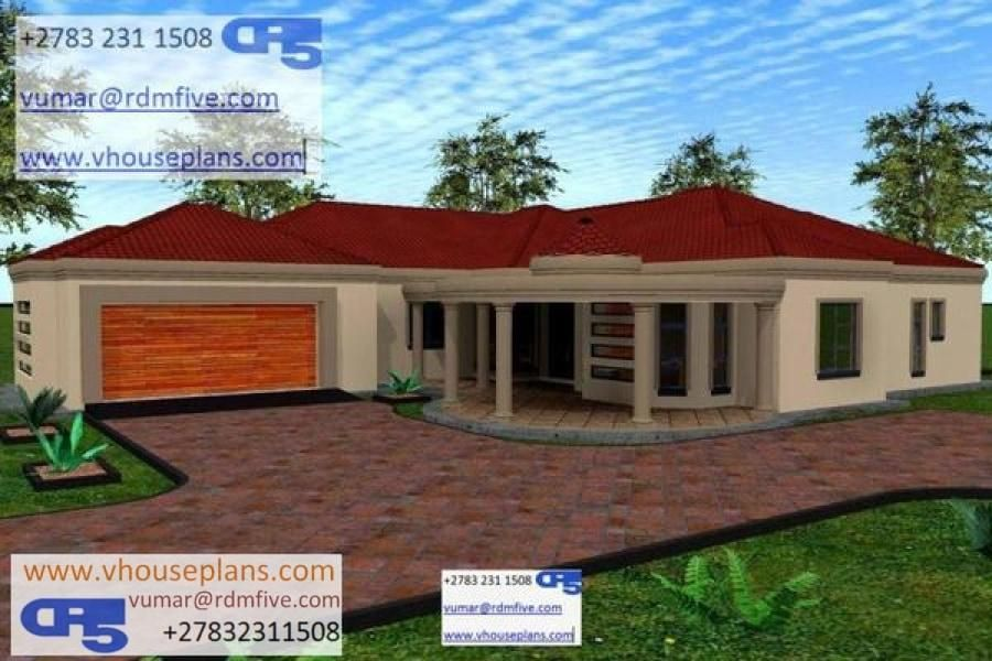 Rdm5 House Plan No W1983 House Plans South Africa Tuscan House Tuscan House Plans