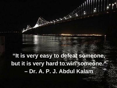 Dr  apj abdul kalam quotes is part of Kalam quotes -