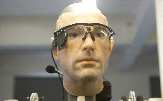 Scientists Build The One Million Dollar Man Telegraph One Million Dollars Bionic Tv Programmes