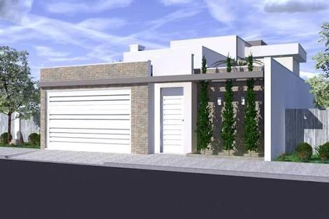 Resultado de imagem para casas moderna platibanda gates for Casa home goods