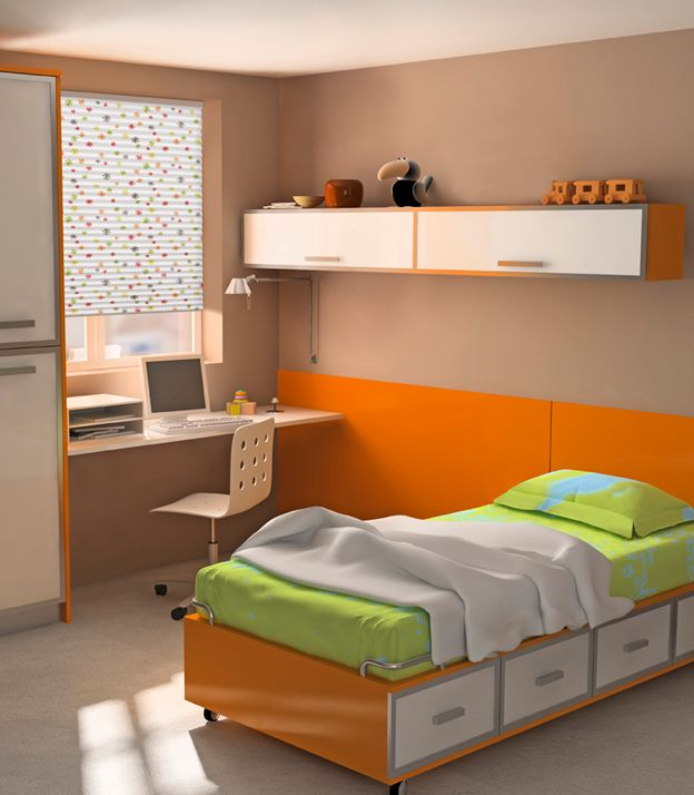 sensuna plissee mit motiv f r 39 s kinderzimmer pleated blind kids room plissees pleated. Black Bedroom Furniture Sets. Home Design Ideas