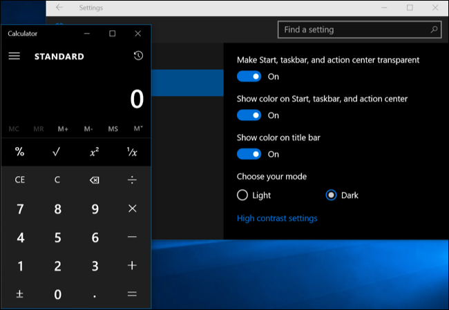 What's New in Windows 10's Anniversary Update Windows 10