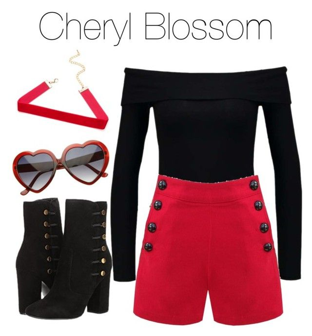 Cheryl Blossom Inspired Valentine S Day Outfit Tv Movie Style