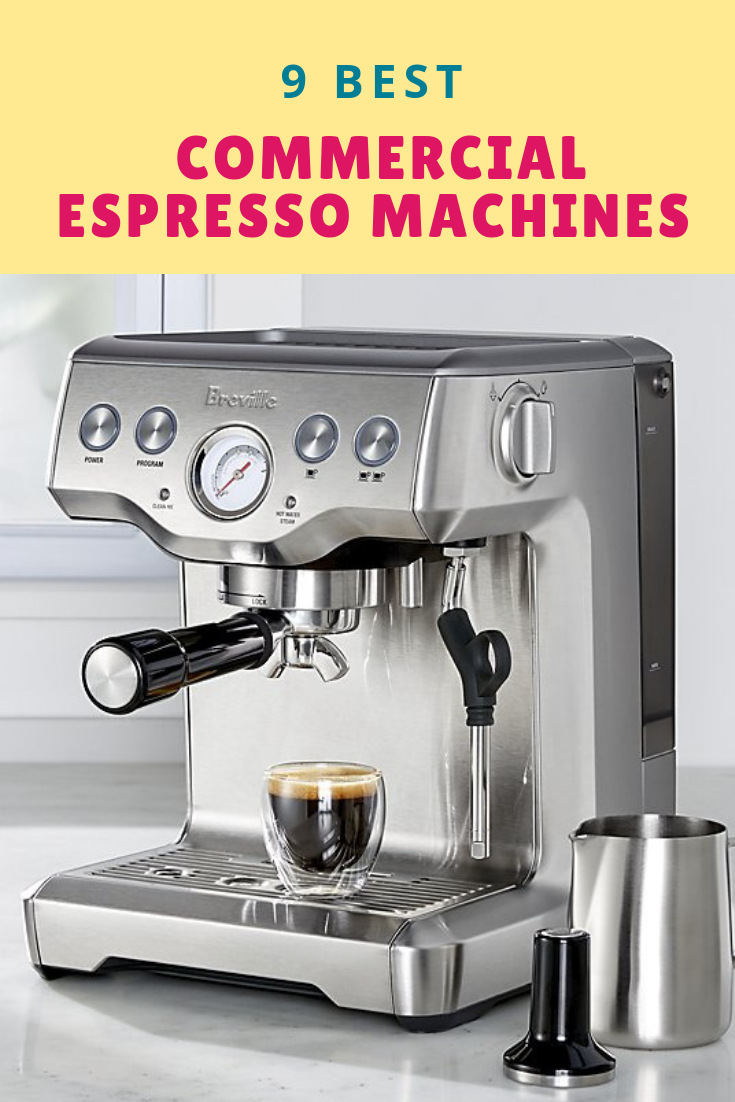 9 Best Commercial Espresso Machines For Small Coffee Shops 2020 2caffeinated Commercial Espresso Machine Small Coffee Shop Best Espresso Machine