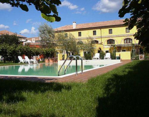 Agriturismo Tenuta la Pila Verona verona piscina