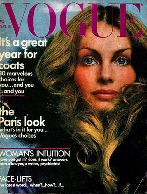 Jean Shrimpton - Vogue Magazine [United Kingdom] (September 1971)