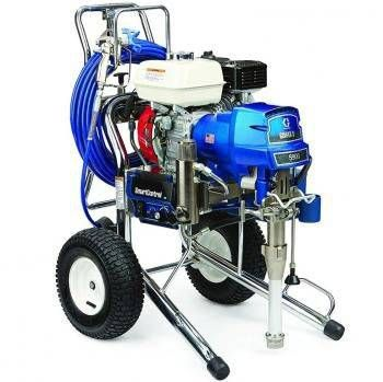 Graco Gmax Ii 5900 Hi Boy Gas Airless Paint Sprayer Procontractor Series 17e832 J N Equipment Superstore Paint Sprayer Graco Paint Sprayer Reviews