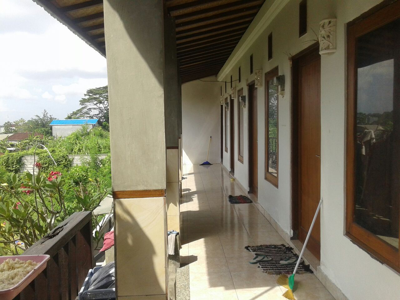 Desain Rumah Kost 6 Kamar Di Bali
