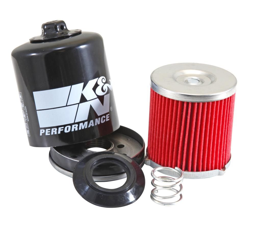 K N Oil Filters Provide Lower Restriction And Enhanced Engine Protection Oil Filter K N Filters