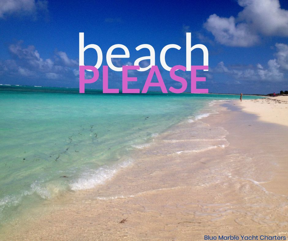 This Is Anegada The White Sand Beaches Are Long And Quiet The Water Is Crystal Clear And Shallow Have You Ever Bee White Sand Beach Yacht Charter Vacation
