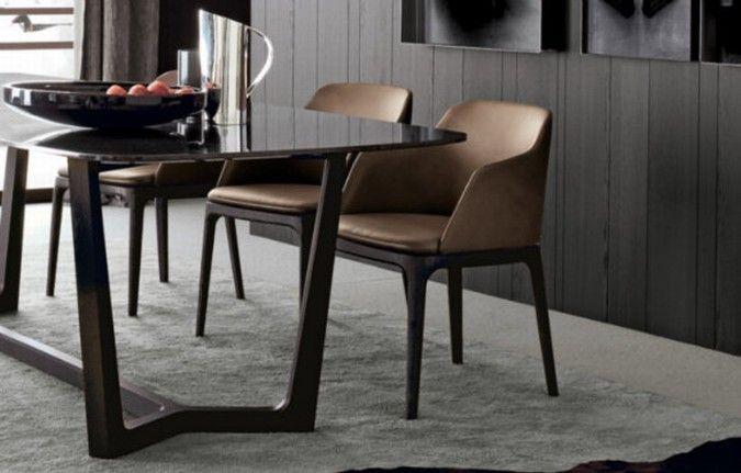 Pin di syncronia architecture victims su poliform sedie for Mobili sala da pranzo moderni