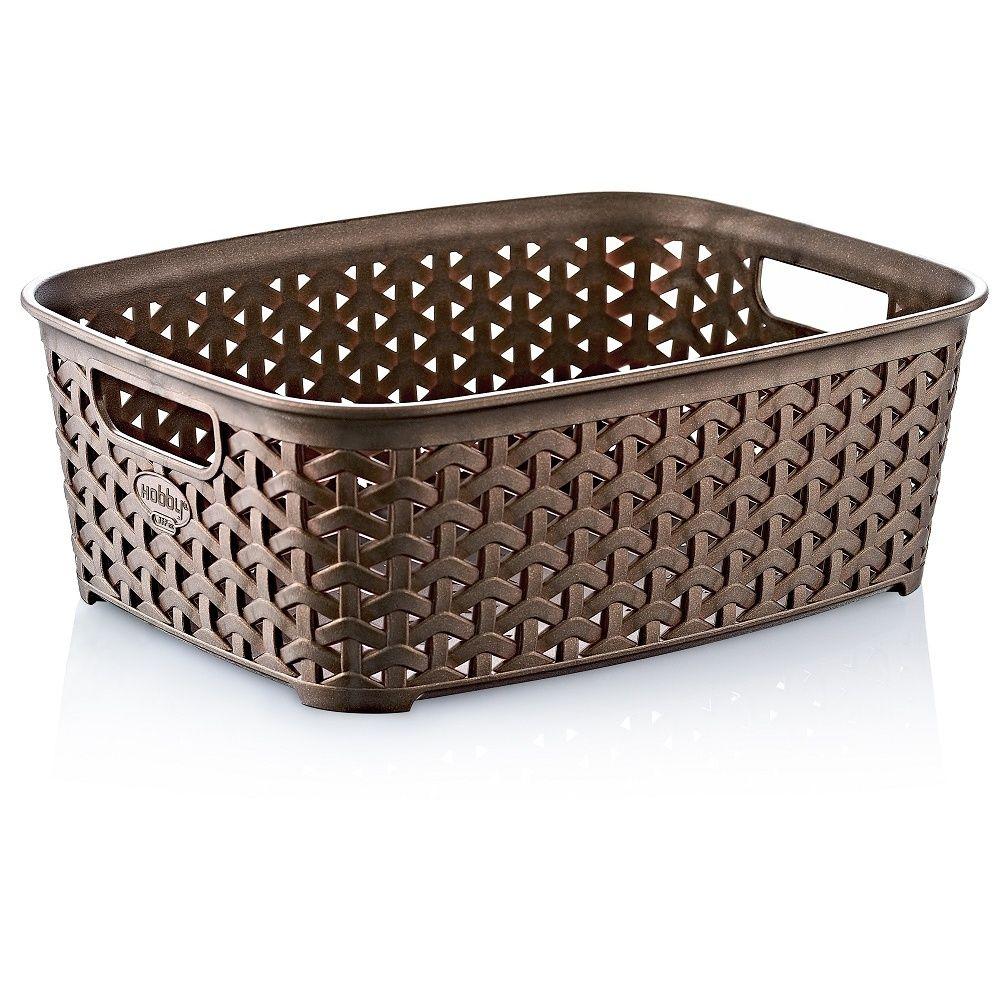 Rattan Style Baskets