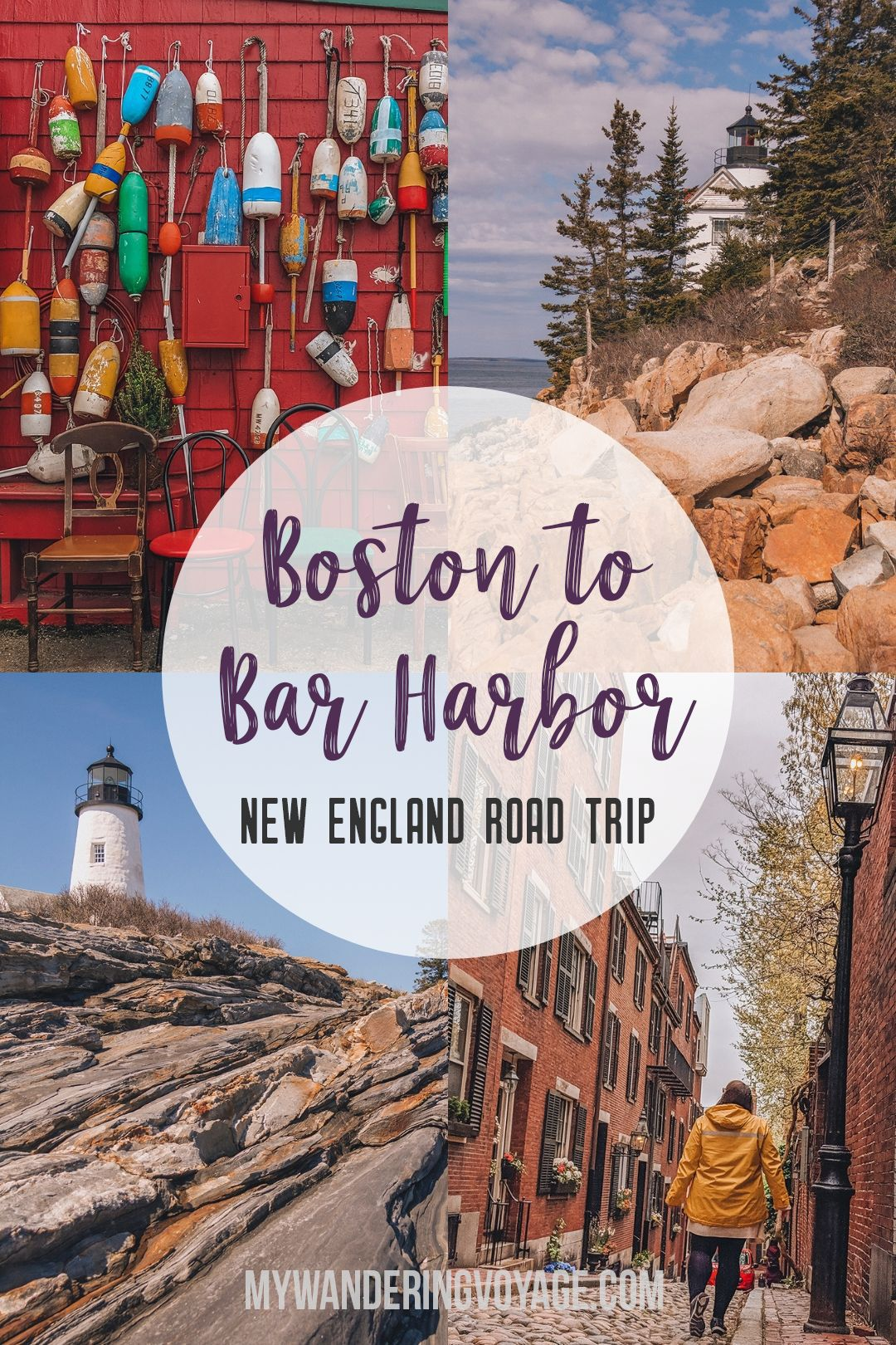 From Boston to Bar Harbor: a New England road trip