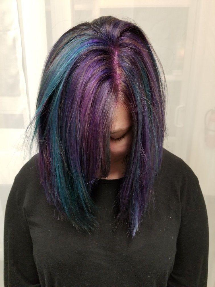 Hairbyvanessalwinkler Seattle Wa Shington Pulpriot Hair Long Hair Styles Hair Styles