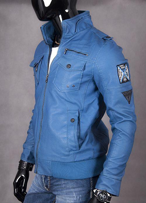 Nowosc Wiosna Kurtka Skora Cipo Baxx Adventure Xl 4787071909 Oficjalne Archiwum Allegro Mens Fashion Fashion Jackets