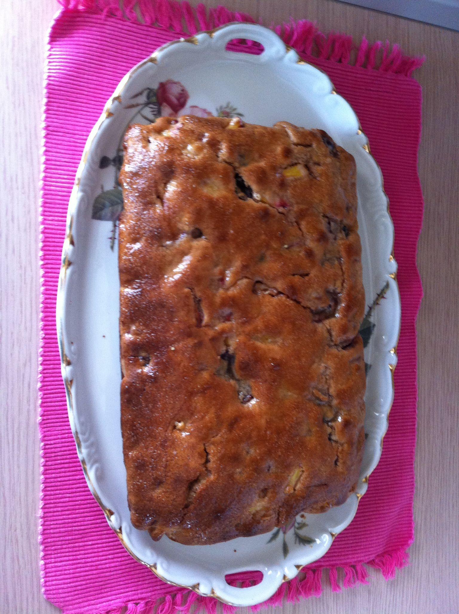 Kirli Portakallı Pasta
