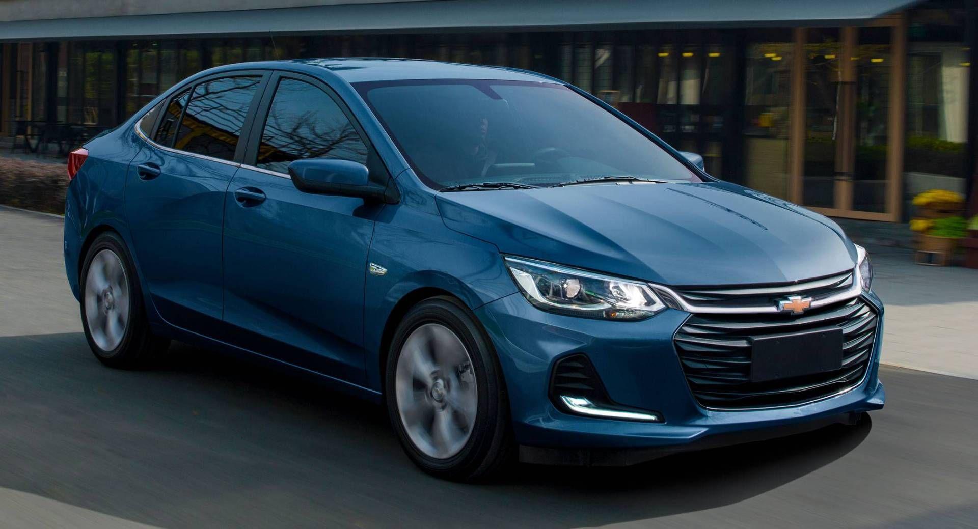 Chevrolet Wird 2020 Onix Limousine In Mexiko Bauen Aber Bringt Es