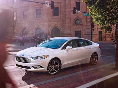 Ford Fusion And Fiesta Take Home New Awards Ford Fusion Ford