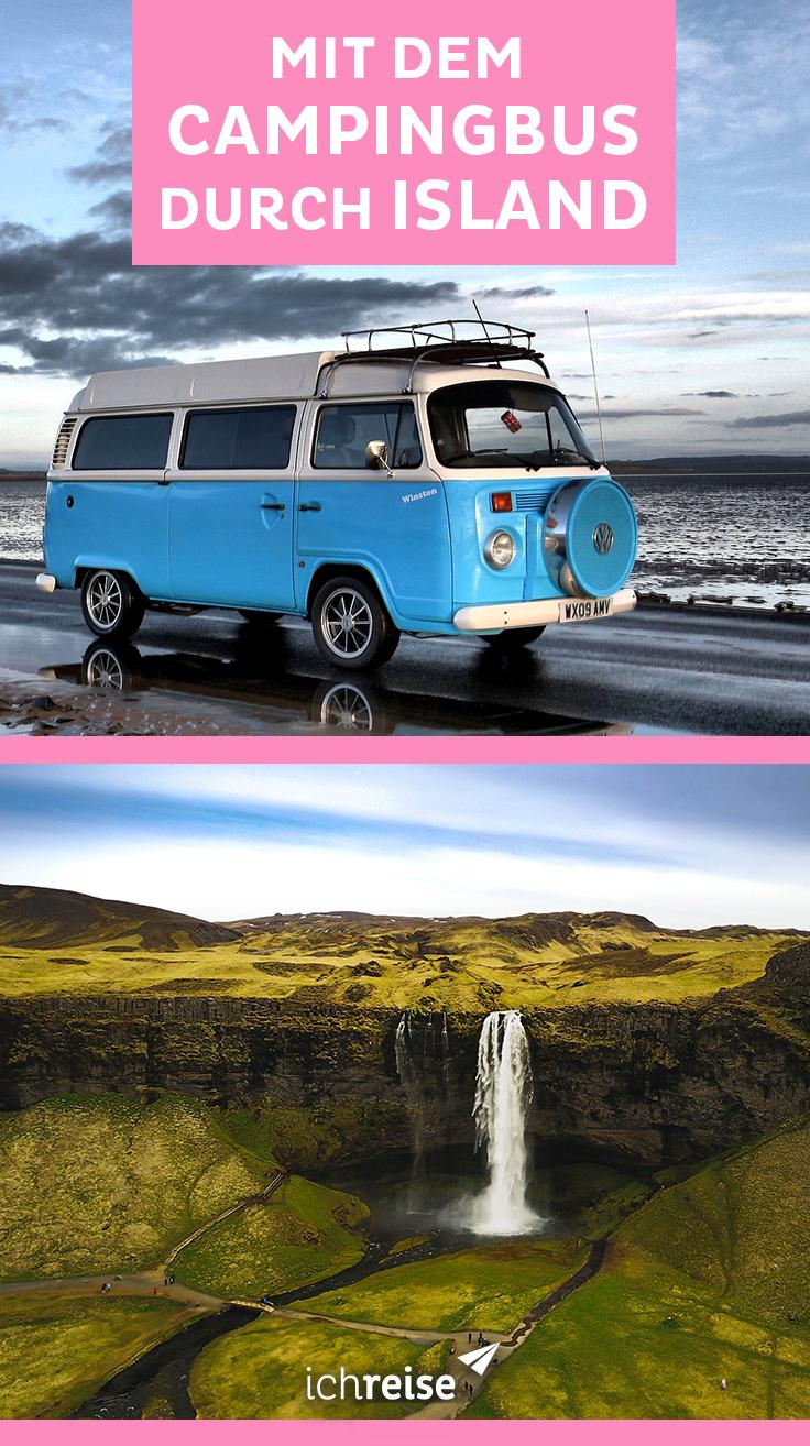 Mit dem Wohnmobil durch Island: So planst du den perfekten Trip
