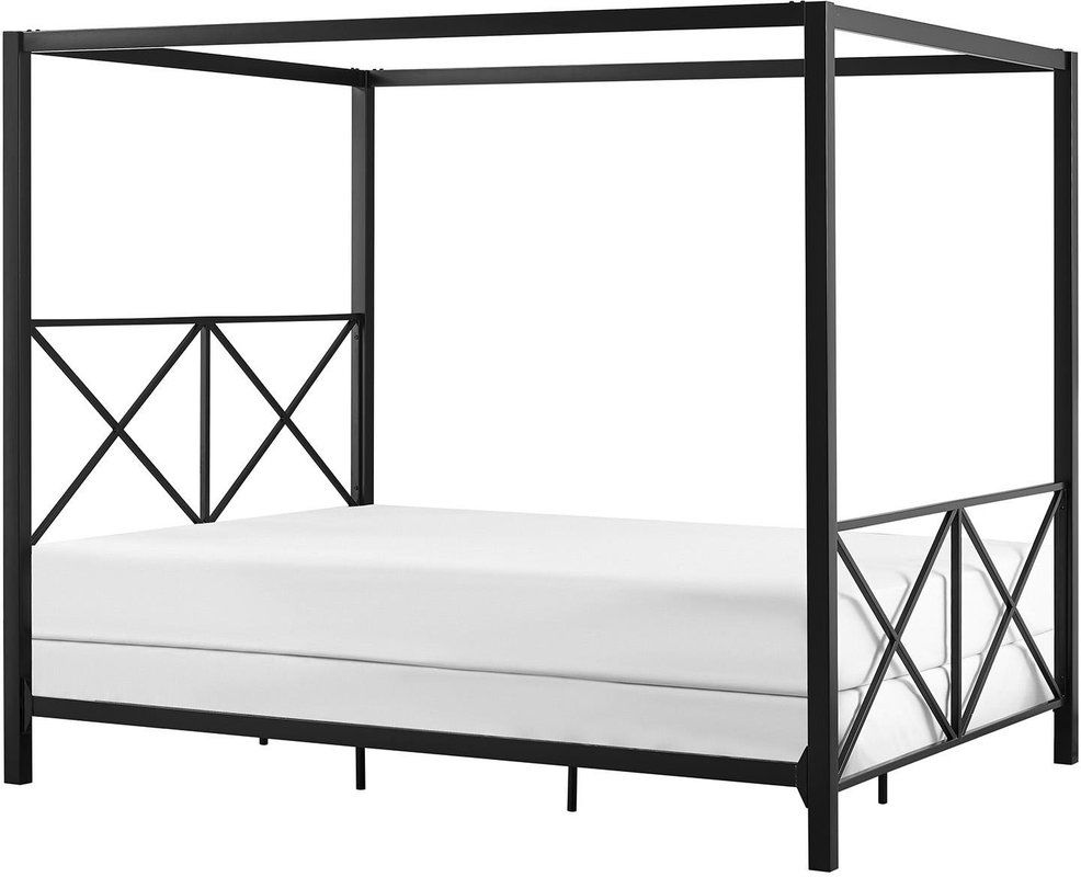 Gilma Canopy Bed in Home and decor and organizations Bed