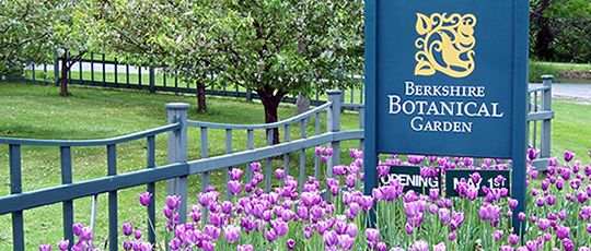 Berkshire Botanical Garden 5 West Stockbridge Road Stockbridge, MA 01262