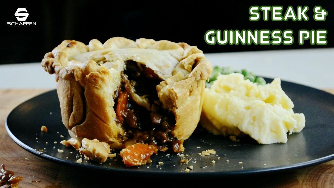 Steak & Guinness Pie | Guinness pies, Baking weights ...