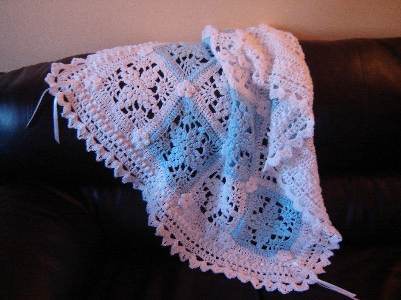 PDF Baby blanket afgan CROCHET PATTERN No10. $3.99, via Etsy ...