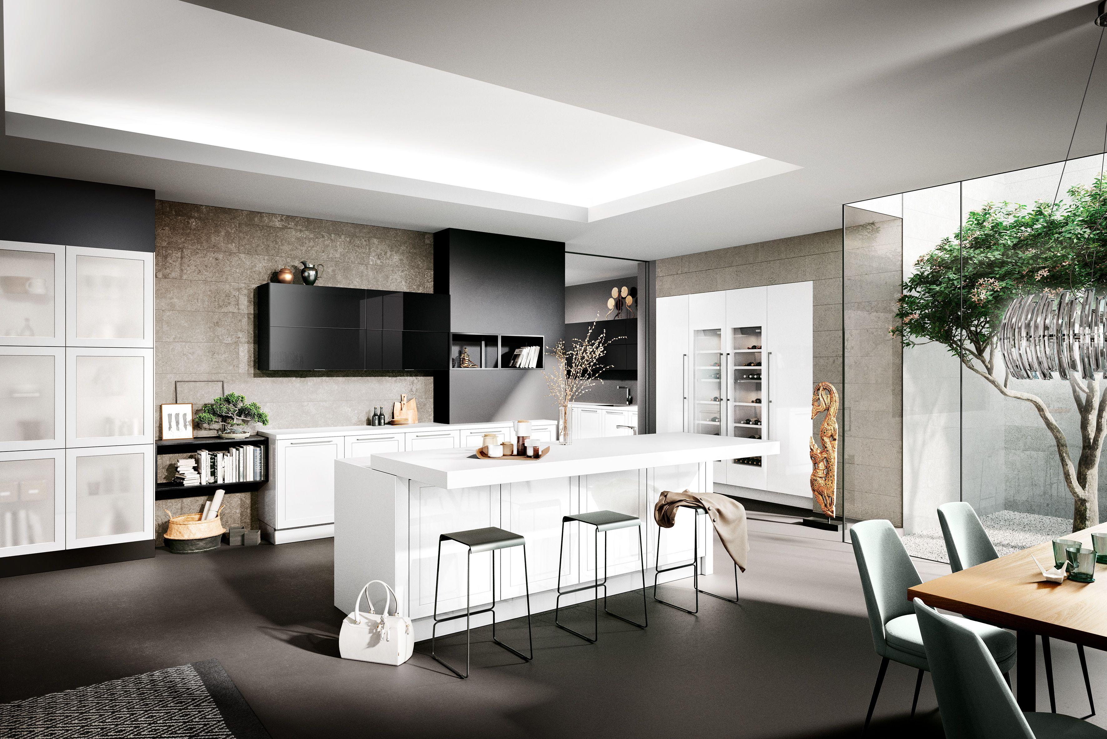 Schön Küche Galerie New London Zeitgenössisch - Küchen Design Ideen ...