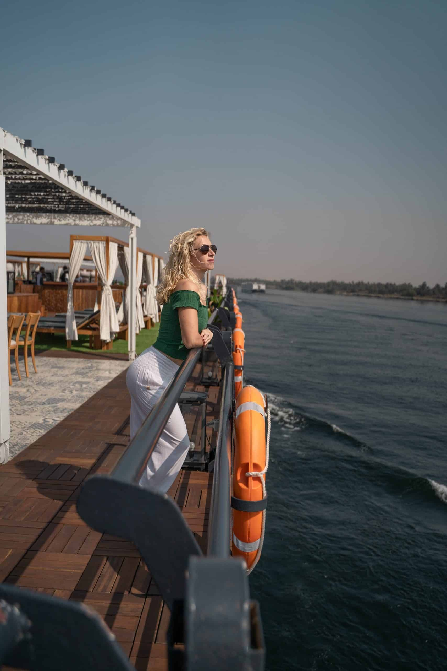 An Unforgettable Luxury Nile Cruise [Aswan to Luxor Cruise ...