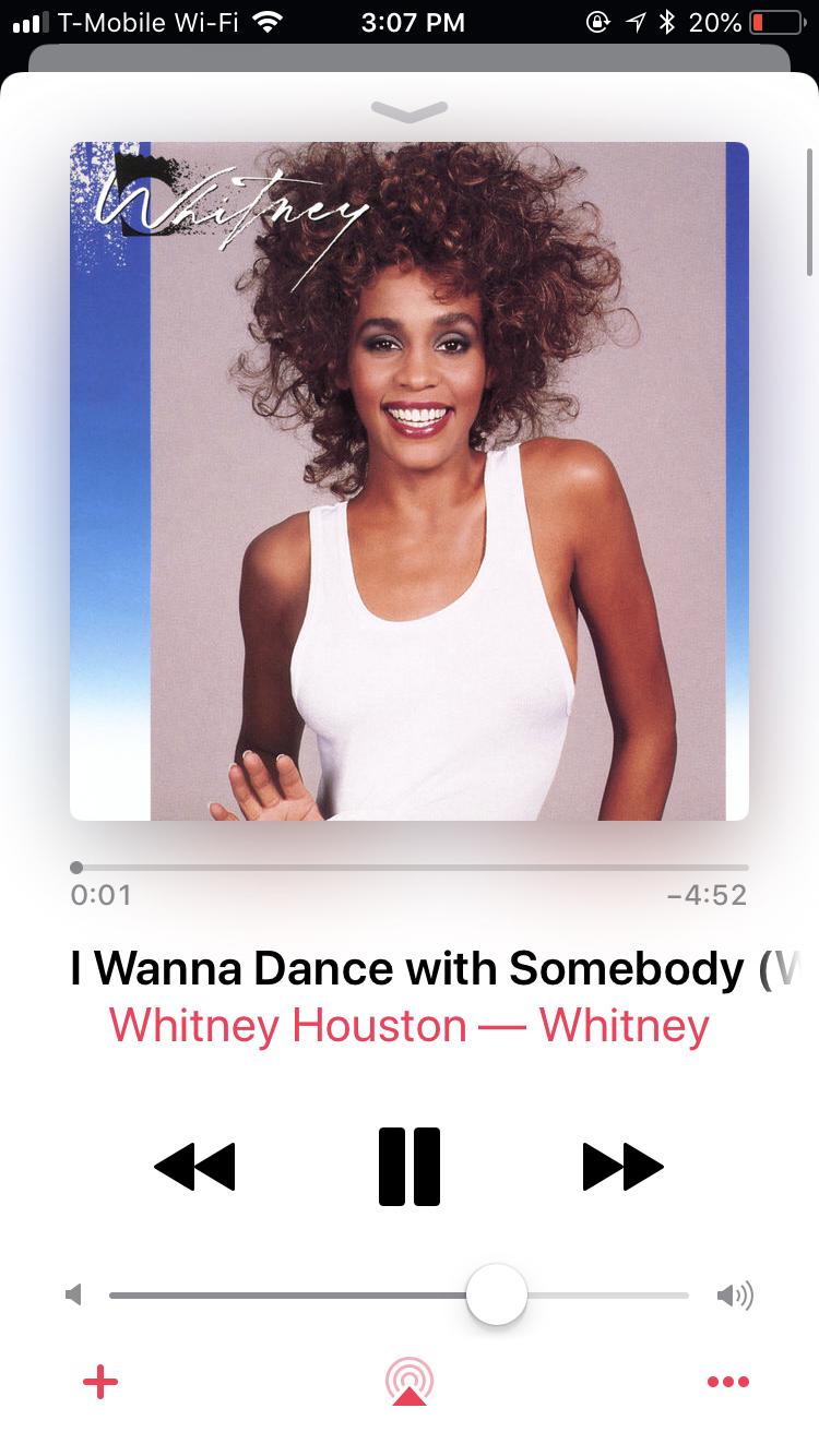 Pin by 𝐋𝐨𝐥𝐚🕊 on jams Whitney houston, Dance, Whitney