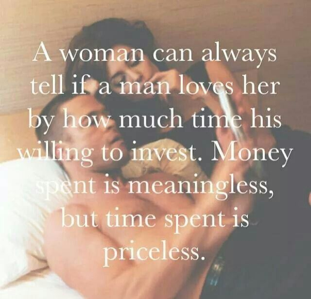 Time Quotes For Her: Wish More Men Understood This, I Don't Want Your Money, I