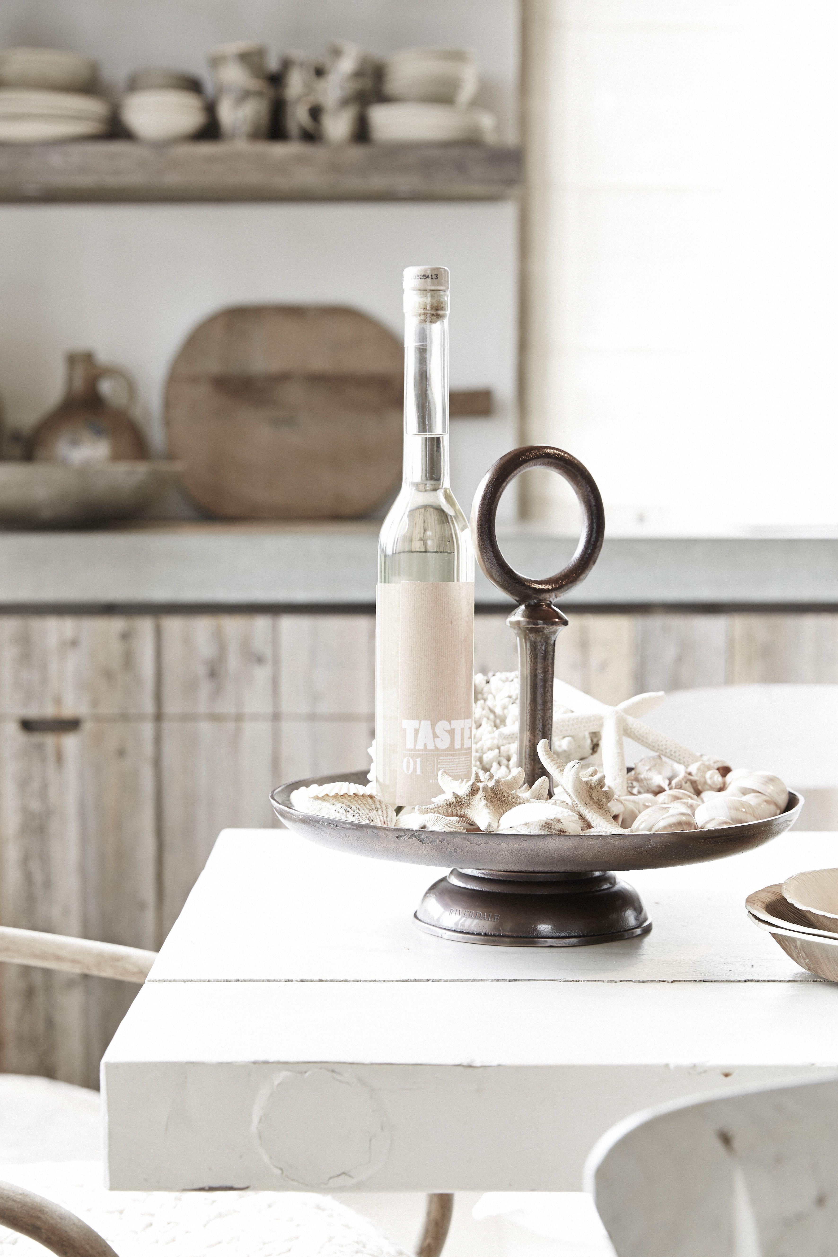 Riverdale landelijk naturel wit beige grijs hout beach ...