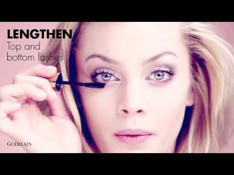 Speed Make Up Baby Doll Look Guerlain Cils D Enfer Maxi Lash Mascara Lashes Guerlain Make Up
