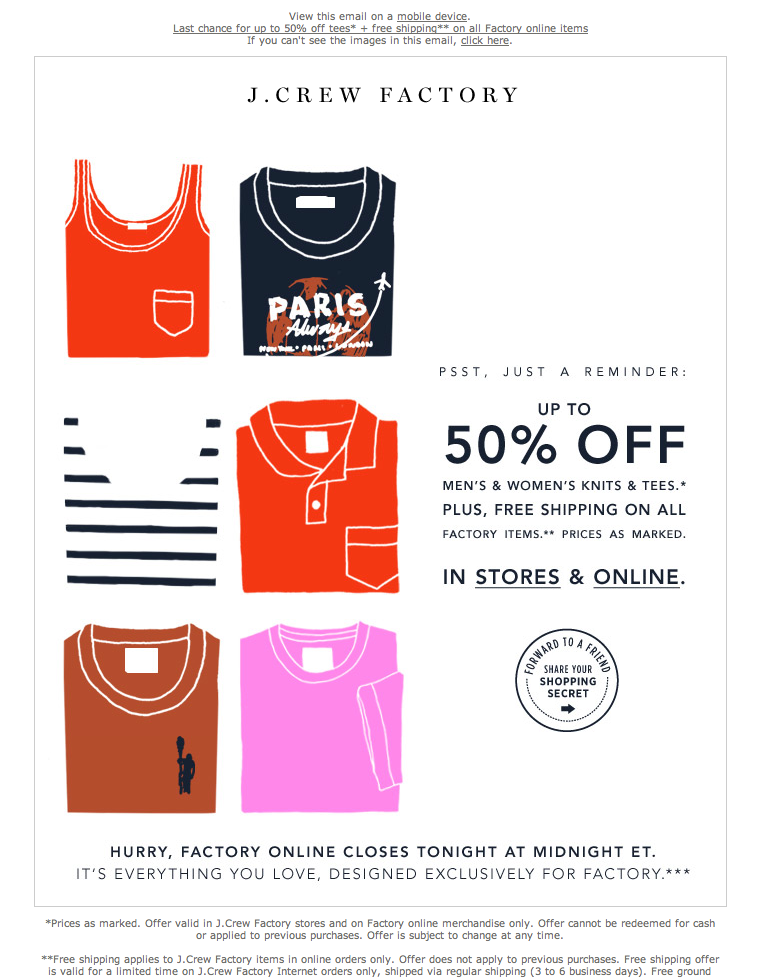 23 impactful newsletter campaign designs for ecommerce
