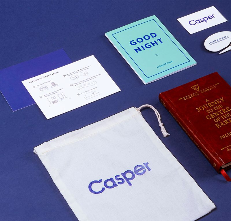 A Casper Brand Review | RED ANTLER | ID typographic | Pinterest ...