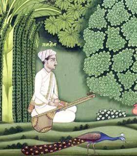 Tansen Tansen Could Work Miracles With His Singing This Is