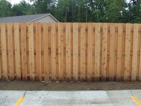 Board On Board Fence Board On Board Vs Shadow Box Fence Building Boar Tempat