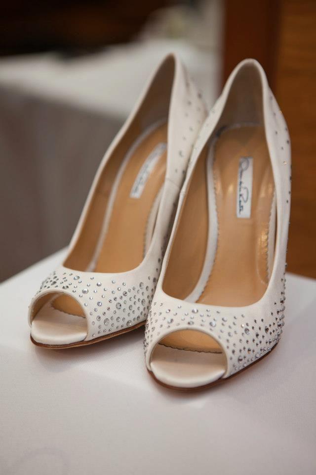 Oscar De La A Wedding Shoes Keywords Bridalshoes Oscardelaashoes Jevelweddingplanning Follow Us Www