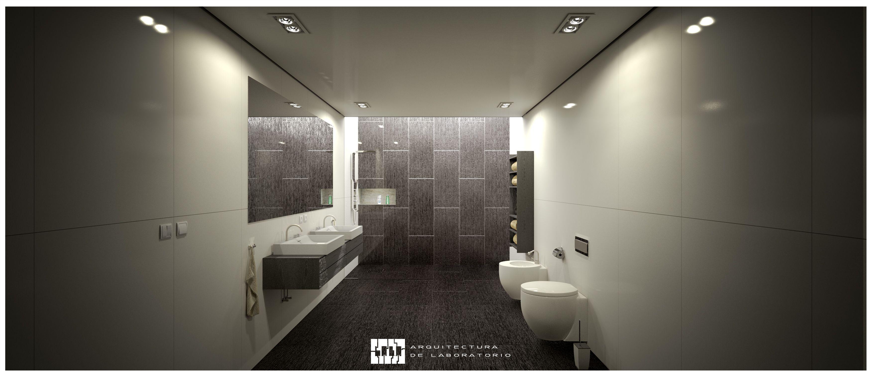 LAB.A # 006 Bathroom Less