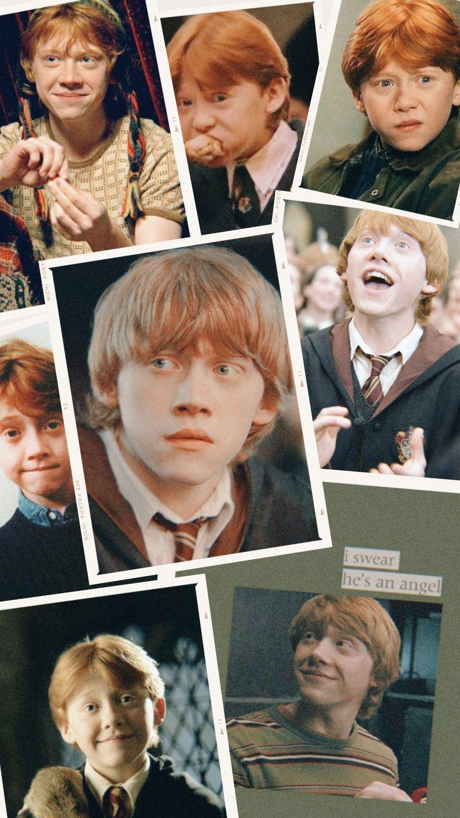 Ron Easthetic Harry Potter Ronald Weasley Harry Potter Cake