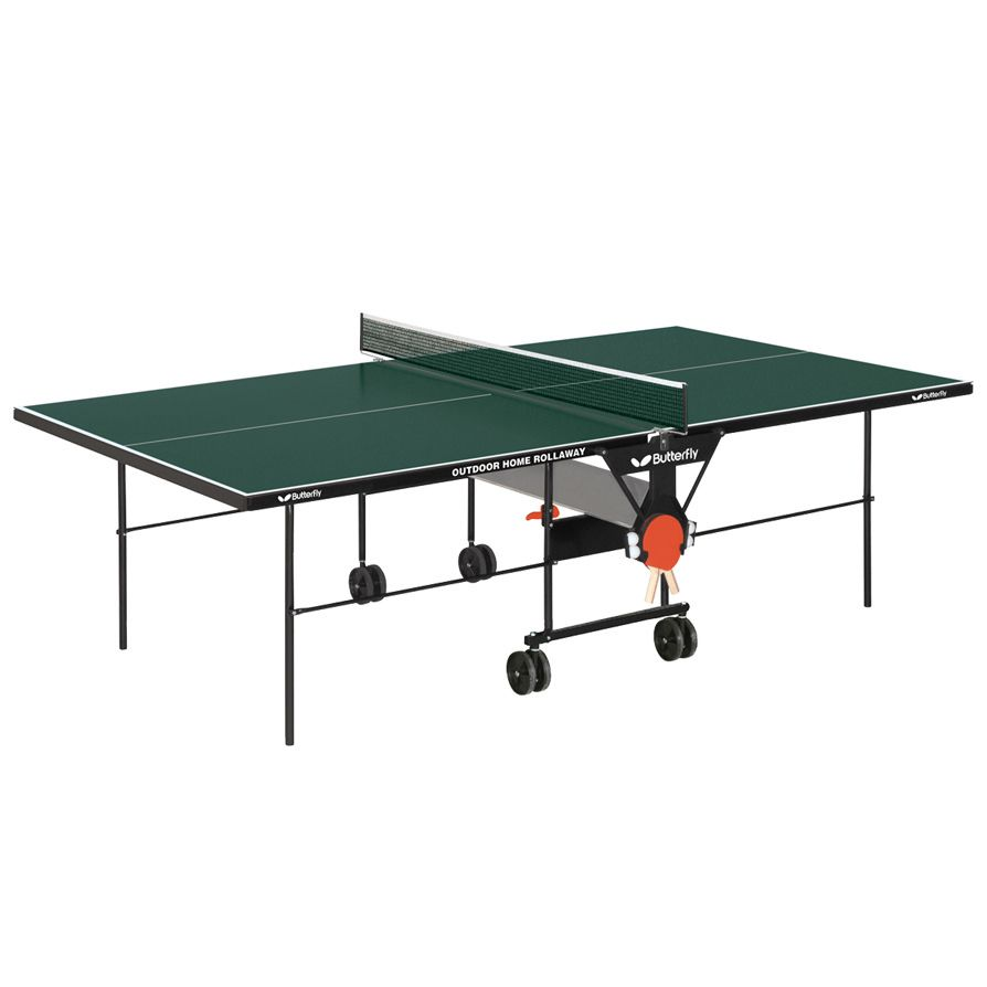 Butterfly Table Tennis Outdoor Home Rollaway | Products ...