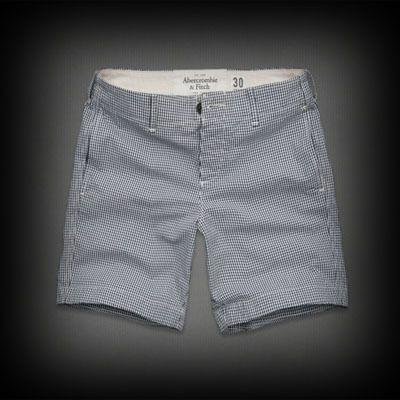 Abercrombie&Fitch メンズ カーゴパンツ  アバクロ A&F Prep Fit Shorts カーゴパンツ