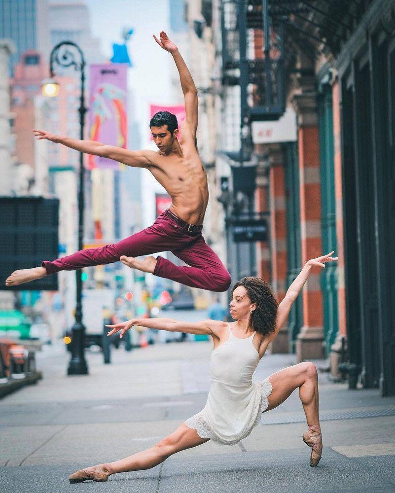 Photographer Omar Z Robles Nyc Ballerinas Dance Poses Ballet Photography Partner Dance