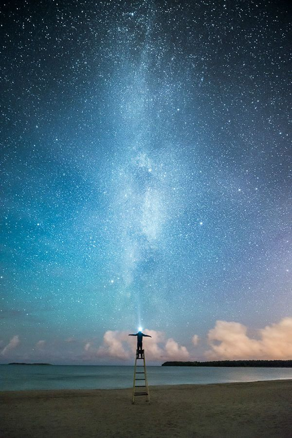 Surreal Night Time Photography Night Photography Fine Art Landscape Photography Landscape Photography