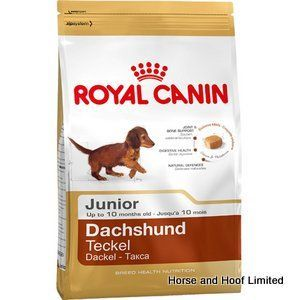 Royal Canin Dachshund Junior 1 5kg Royal Canin Dog Food Dog