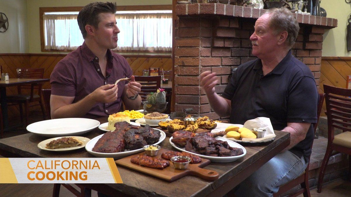 Steve Kuzj Takes Us to His Favorite BBQ Spot in the San